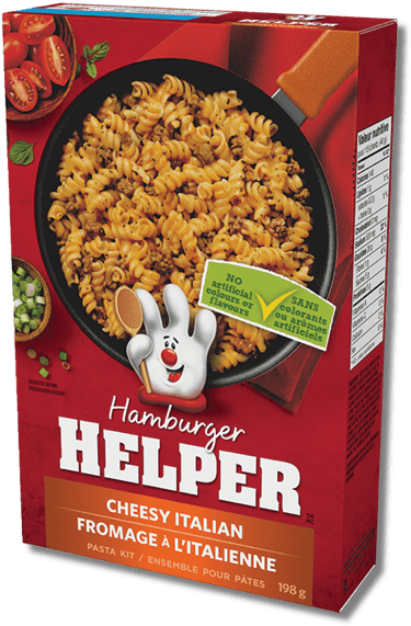 Hamburger Helper Squash Noodle Skillet Canada Recipe